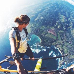 оригинальный подарок мужу на день рождения прыжок с парашютом